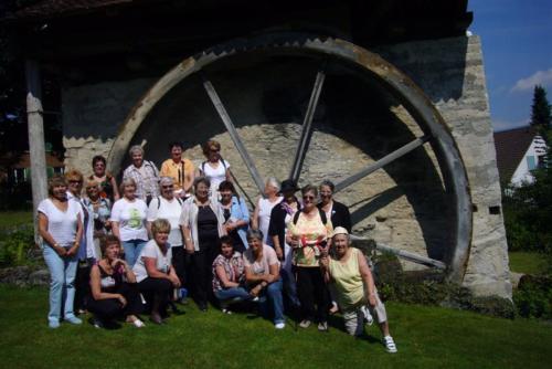 2008-Frauen Verwoehntag